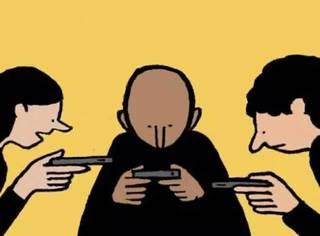 承认吧,智能手机奴役了你!