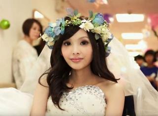台湾21岁癌症女孩在医院完成婚纱照:这是我生命本该的模样