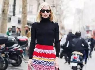 穿不错| 50张街拍告诉你 毛衣就该这么搭才时髦