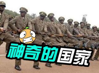 奇葩国家冈比亚扬言出兵1000人遏制中国,逗呢?