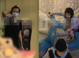 钟汉良与女友谢易桦泰国同居  女儿被曝光!多年隐婚疑成事实