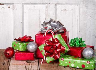 作为外貌协会,我只爱包装美😂的圣诞礼物!