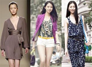 """从杜鹃刘雯到张梓琳,新丝路大赛就是一部中国的""""超模史"""""""
