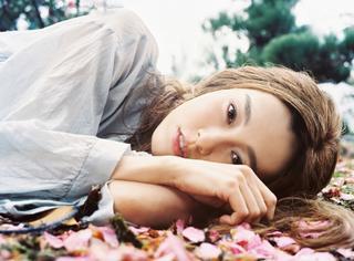 年近40岁的范玮琪拍摄写真 却停留在20岁的少女颜
