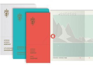 世界上最美的护照,挪威护照美得像画还暗藏惊喜!
