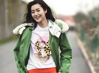 刘雯被问恋情时的反应real机智,有些明星该学一下!