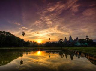 别错过了柬埔寨堪比巴厘岛的海和法式浪漫的城
