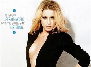 赏色丨德普的媳妇儿Amber Heard