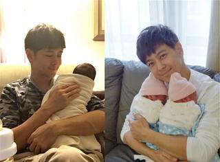 sa?除了演员歌手,林志颖还当了育儿师?