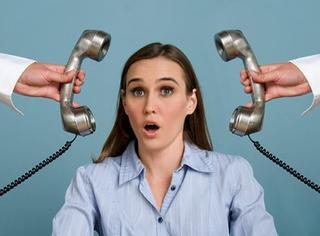 来测 | 接电话习惯看你的个性