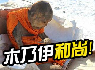 """蒙古发现200岁的木乃伊高僧,有人说他还""""活着"""""""