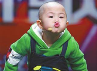 他是最接地气的小童星,不输当年郝邵文,现成中国出彩萌娃
