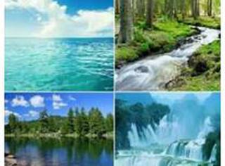 【测试】哪片水域最吸引你?折射内心真实人格