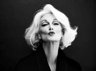 84岁的她,美成了一个神话!