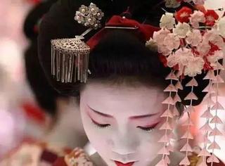 组图:你所不知道的日本艺妓