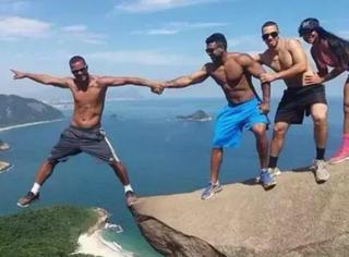 巴西一块石头成为最新的旅游景点!