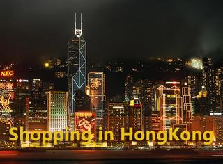 热乎乎的香港圣诞血拼攻略新鲜出炉,带上它马上就买机票!