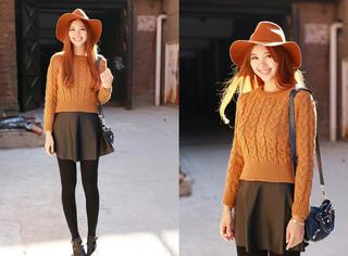 暖和又时尚,毛衣大搜索