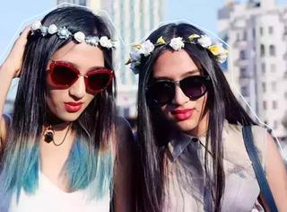 同样长相不同风格!澳洲双胞胎博主 Fabliha 与Tasfia