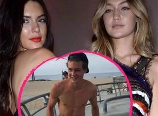 20岁无家可归流浪汉一夜成超模,只因为在沙滩上帮两位名模赶海鸥?