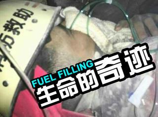 奇迹!67小时后深圳滑坡第一名幸存者被救出!