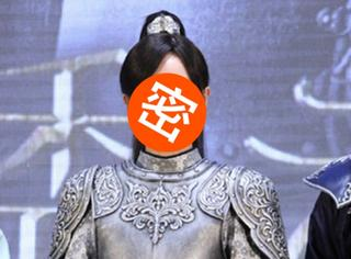 《锦绣未央》中的唐嫣摇身变御姐!可她的脸咋变成这样…
