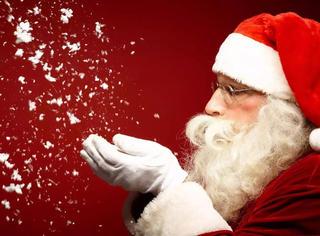 圣诞加餐 | 别人家的圣诞老人已经长这样了