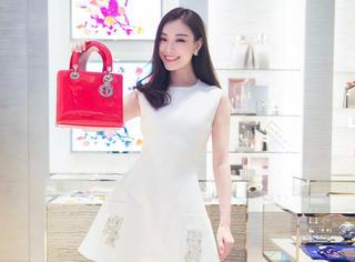 倪妮3万Dior包里的小秘密!