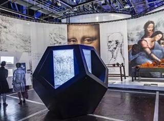 从蒙娜丽莎到战争机器 -- 达芬奇大师科学展