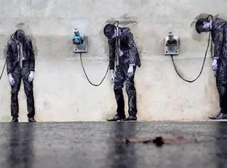 壁池 | 一大波街头涂鸦潮爆来袭!