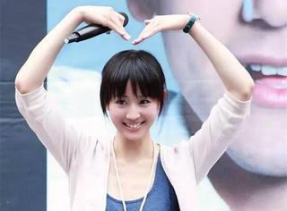 她清新可爱,有演艺圈学霸之称,让钟汉良贾乃亮难以忘记