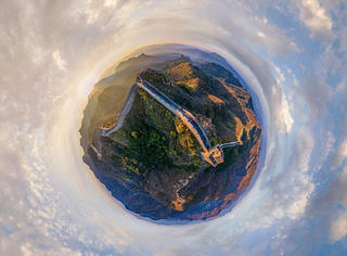 2015年度无人机最佳摄影作品,堪比摄影师