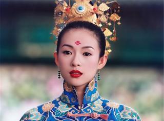 章子怡:银幕里最有韵味的东方美人