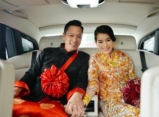 祝李杏福,胡杏儿,今天你要嫁给他了
