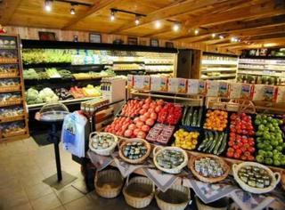 瞧瞧老外的菜市场,太美了~真想每天去买菜!