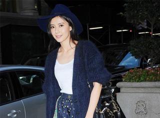 高圆圆这么会穿衣,冬天跟她学穿短靴,绝对错不了!