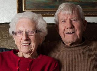 世界上年龄最大的新人,91岁老人将娶96岁妻子