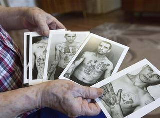 神!俄罗斯前警察一看纹身就知道犯人的犯罪史