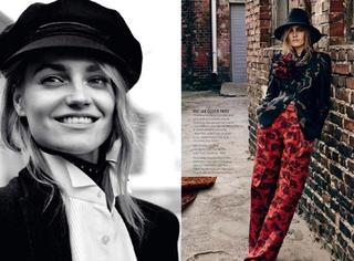 女人冬装必须选这一套,好看时尚,会美死人得!
