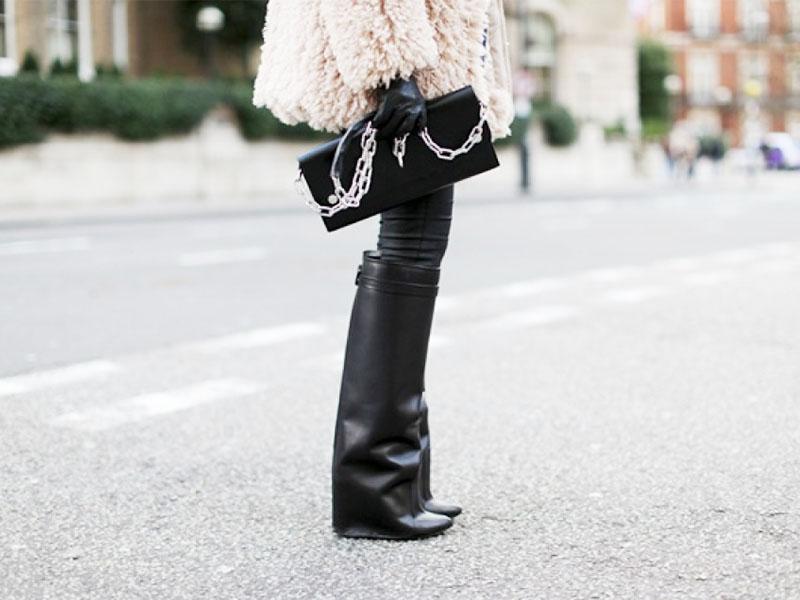 有范儿| 冬天小个子女生不用愁 这么穿长靴瞬间拥有超模腿