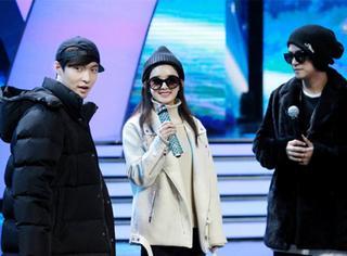 东方卫视跨年现场,赵丽颖、张艺兴和罗志祥合体好欢乐!