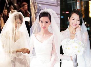 你的奢华斗我的性感,2015婚纱大比拼谁是赢家?