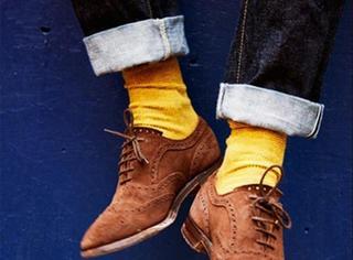 袜子原来要这样搭配鞋子才能显美显瘦呢!
