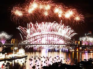 2016,全世界的跨年狂欢夜最美瞬间都在这里了!