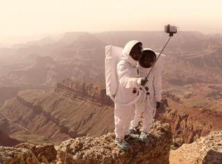 有一天,我们会去火星自拍吗?