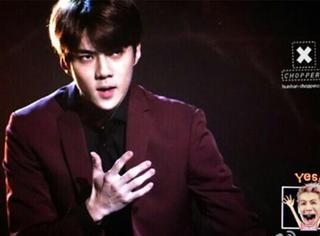 """央视跨年有EXO,然而动作""""污""""到央视没眼看"""