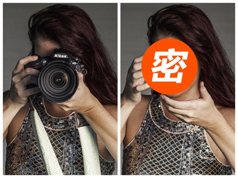 你难道不好奇相机背后摄影师的表情究竟怎样吗?_橘子娱乐