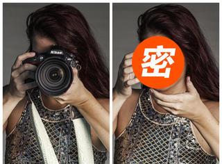 你难道不好奇相机背后摄影师的表情究竟怎样吗?