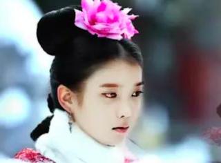 韩版《步步惊心》的女主竟然是这个唱歌好听到爆的IU妹纸!