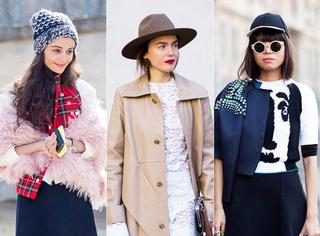 时装精| 女人必须拥有的3款帽子!配饰决定气质